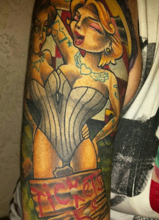 17 best images about my tattoos on pinterest gypsy girl for My tattoo girls
