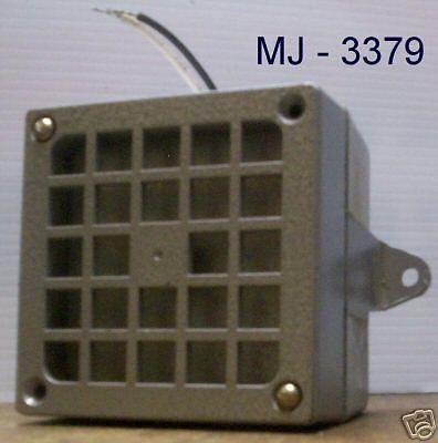 Thomas Industries Inc. - DC Electrical Horn / Speaker - P/N: KH909-24V (NOS)  #ThomasIndustries #Speaker