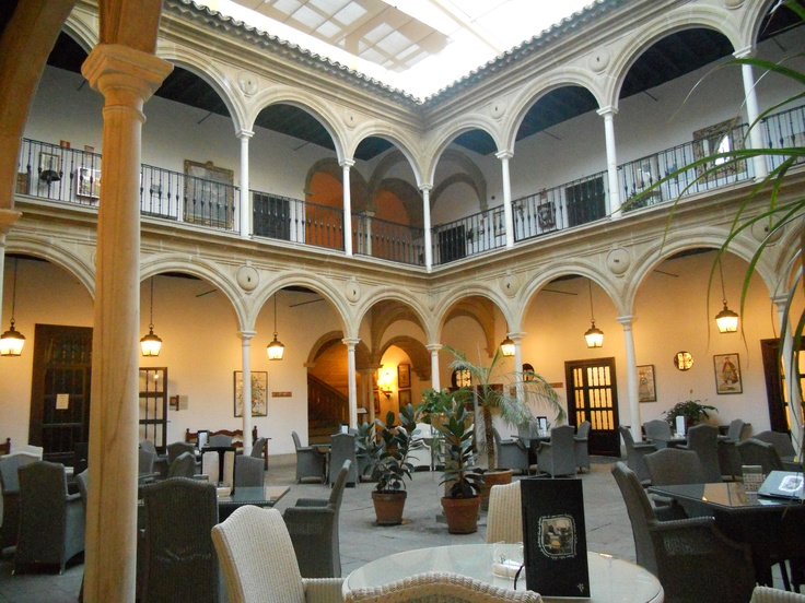 17 best images about mis paradores favoritos on pinterest luxury hotels mars and spain - Ciudad de ubeda hotel ...