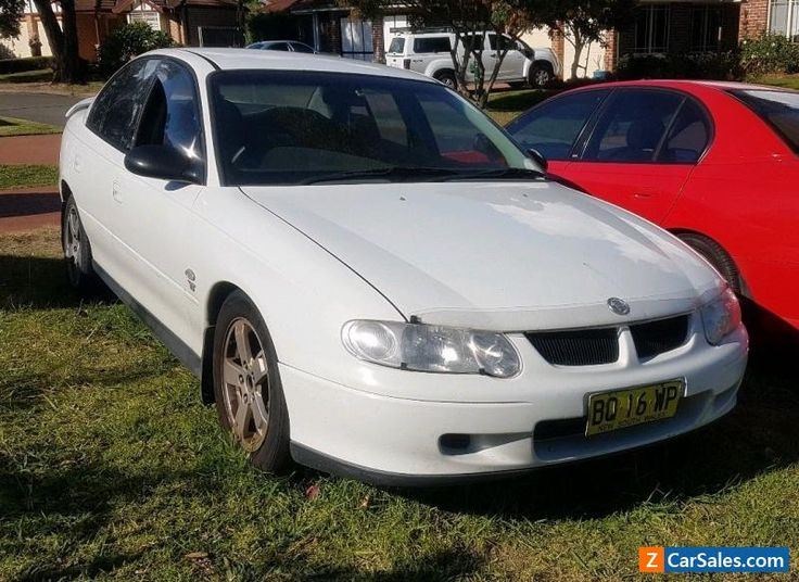 Vx Supercharged V6 Commodore Holden Commodore Forsale