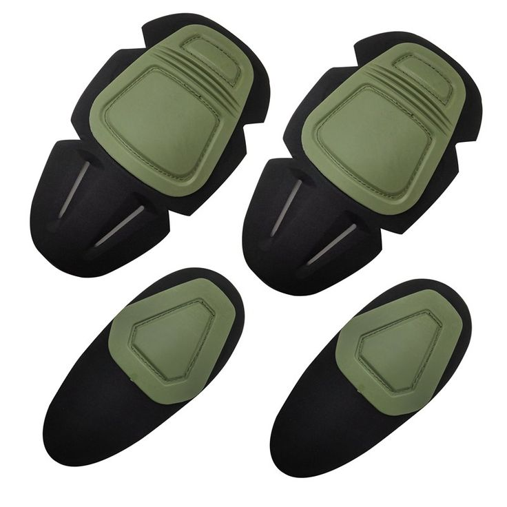 Paintball Airsoft Combat G3 Protective Uniform Pants Tactical Knee and Elbow Protector Pads Set //Price: $36.99 & FREE Shipping //     #hunting #camping #outdoors #pocketdump #knives #knifeporn