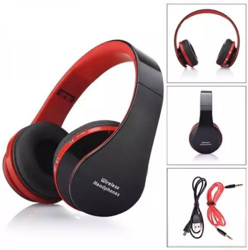 Wireless-Bluetooth-Foldable-Stereo-Headphones-Headset-with-Microphone