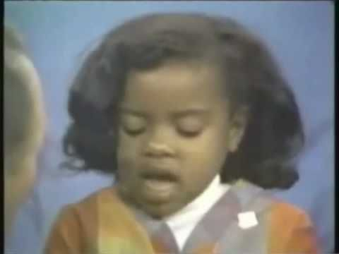 Art Linkletter interviews Kids - watch the end where they talk about Bible stories - so funny!