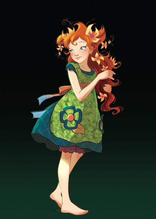 Fairy Oak-Vanilla Periwinkle #ElisabettaGnone #libri #books #romanzo #novel #art #drawing #picture #sketch #draw #artist #illustration #pencil #reading #fable #fiaba