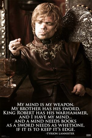 Tyrion Lannister - Game Of Thrones: Tyrion Lannister - Game Of Thrones