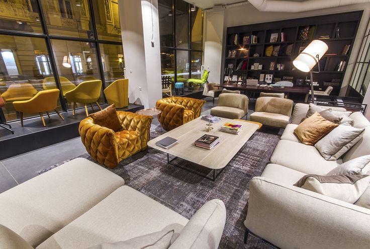 BASIC COLLECTION Showroom - Budapest  #budapest #showroom #home #homeedition #basiccollection #furniture #design