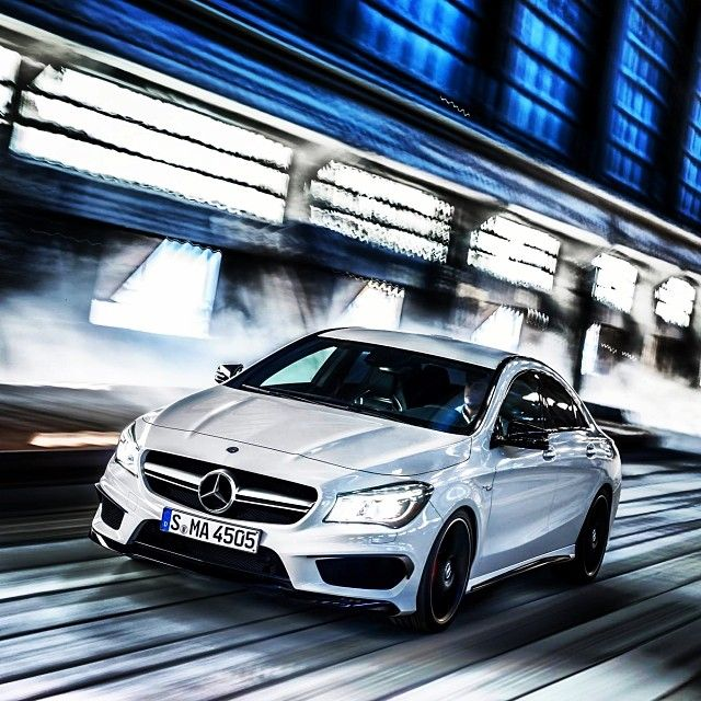 Looking for a taut, stylish all-wheel drive four-door coupe with a handcrafted turbocharged engine? You'll find it at your local Mercedes-Benz dealer now that the rip-roaring CLA45 AMG has started arriving at dealerships nationwide. Before you call your local dealer to schedule a visit and see it up close, see it here in this video: http://mbenz.us/1d1oMV5
