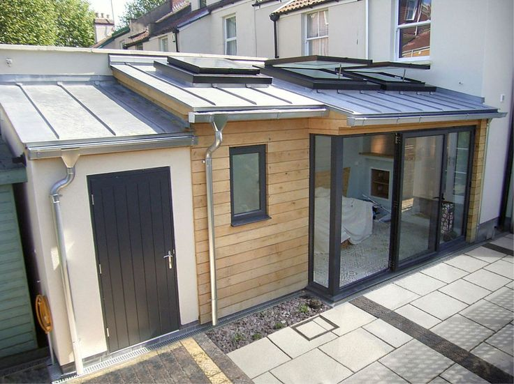 11 Best Low Pitch Roof Extension Images On Pinterest