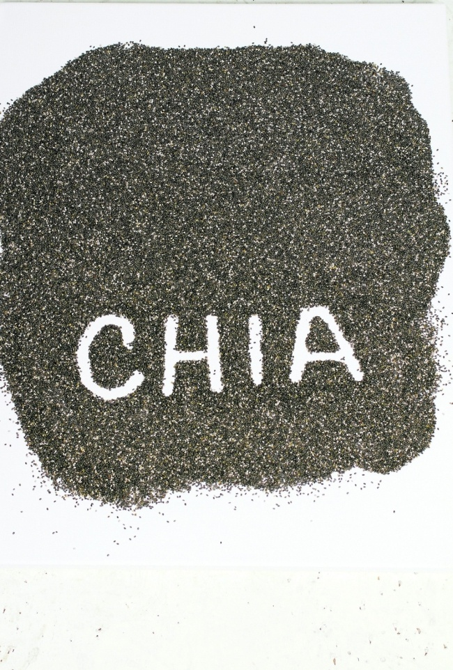 Chia Seeds - mix in to #yogurt or #smoothies