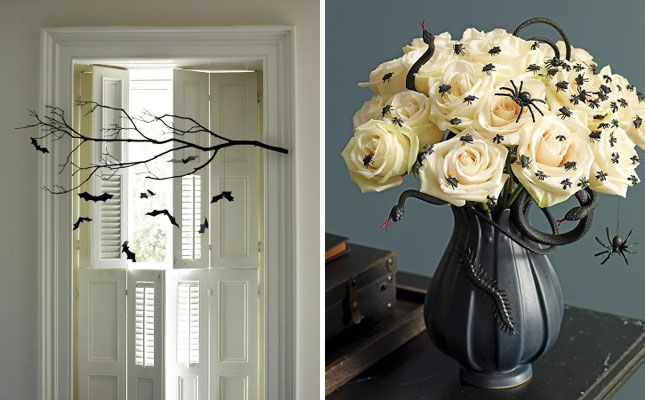 18 DIY Ideas for a Sophisticated Halloween Soiree | Brit + Co.