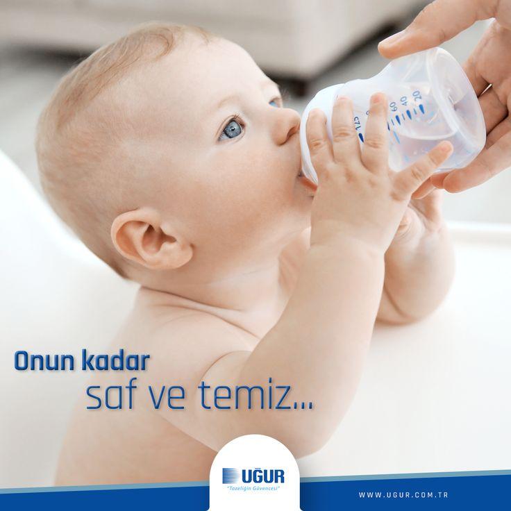 Onun sağlığı için, su sebilinizin temizliğini ihmal etmeyin.