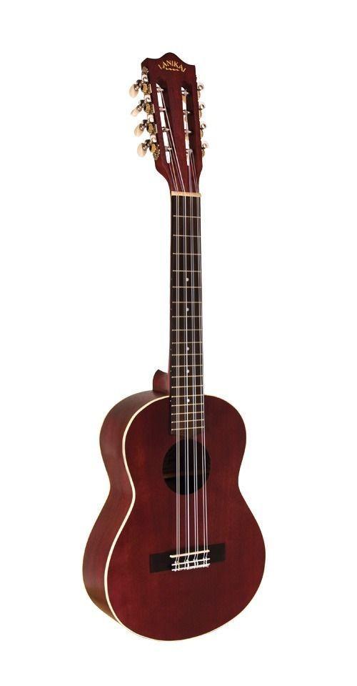 Lanikai Model LU2-8 Ukulele - 8 String Tenor Size Legacy Collection Uke - NEW #LANIKAI #Ukulele