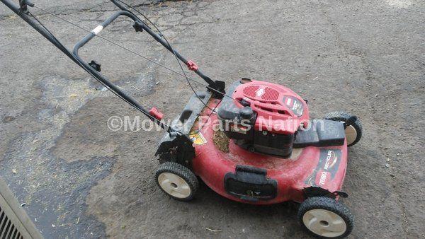 toro lawn mower repair guide