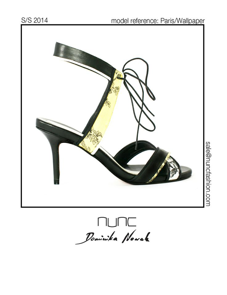 NUNC shoes Dominika Nowak (highheels, sandals)