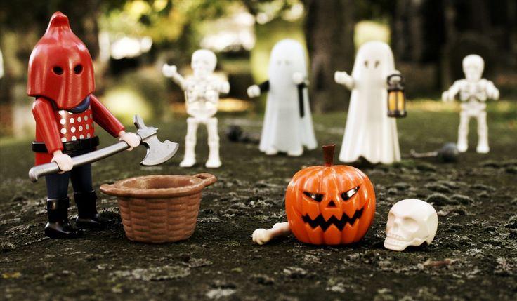 BOO! Halloween PLAYMOBIL scary!!!! on Fotopedia