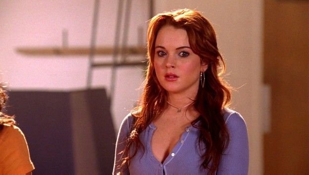 "Lindsay Lohan was going to play the role of Regina George, but then preferred to play Cady, who's not as mean. | 18 Things You Probably Never Knew About ""Mean Girls"""