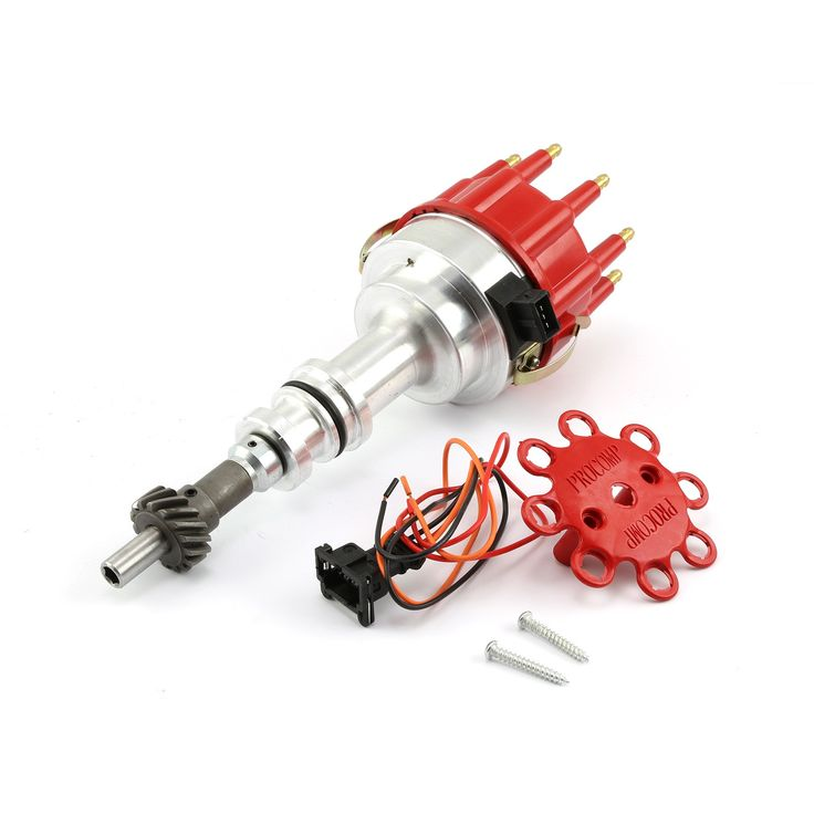 Ford 351C 460 Cleveland Race Pro Billet Ready to Run Electronic Distributor