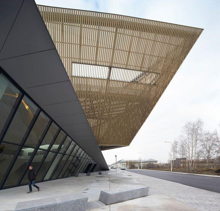 Mons International Congress Xperience MICX, Mons, 2015 - Studio Daniel Libeskind, H2a Architecte