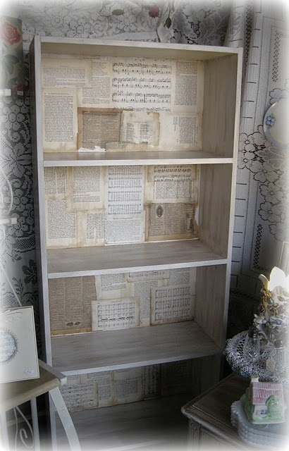 Neat sort of idea. I'd add color, perhaps to the shelves and edges. I'm thinkin' turquoise.