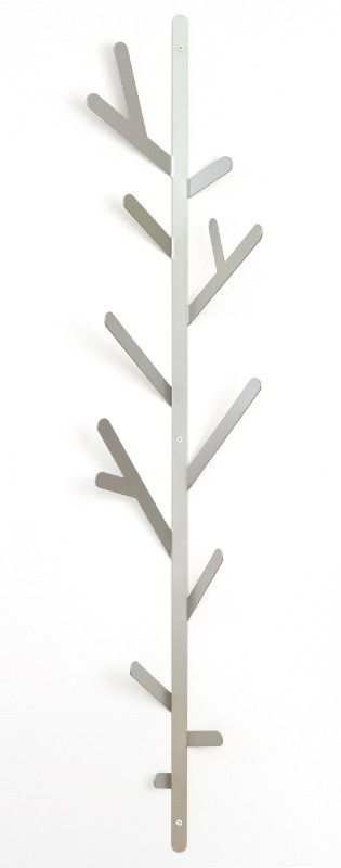 Large TWIG Hanger by HIVE silver