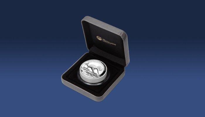 Překrásná stříbrná mince s jedinečnými parametry je věnovaná zvířecí ikoně Austrálie – klokanovi. Tento úchvatný numismat byl vyražen do 5 oz ryzího stříbra 999/1000 v nejvyšší mincovní kvalitě - leštěným razidlem! Mince je oficiální emisí slavné Australské mincovny. #narodnipokladnice