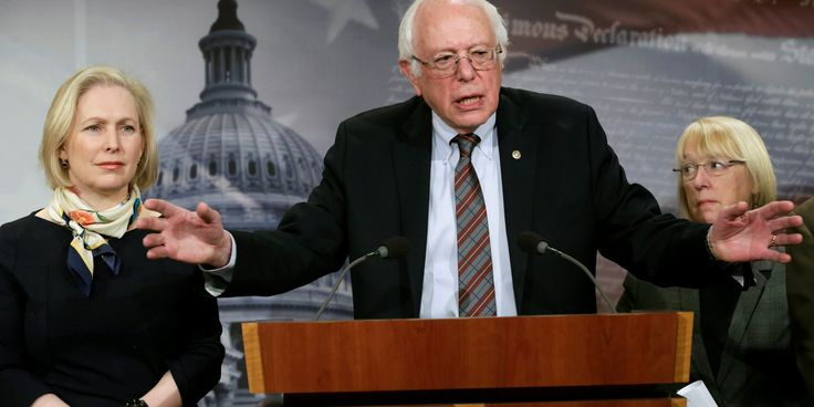 Bernie Sanders Won't Say Whether He Will Share His Email List With Democrats
