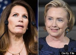 "Michele Bachmann: 'If We Cry Out To God,' We Can Stop Hillary Clinton In 2016. Yeah because ""crying out to god"" worked so well for ya in 2012. Lolz"