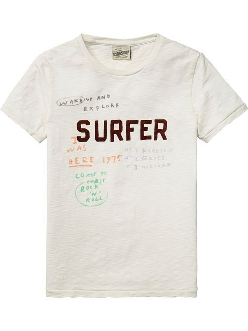 Camiseta rockera