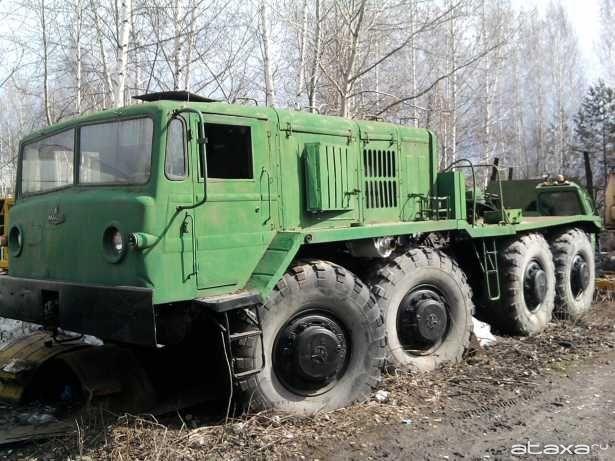 Armorama :: Russian MAZ 537 question...
