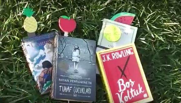 Okula Dönüş Meyveli Kitap Ayracı Yapımı - http://m-visible.com/okula-donus-meyveli-kitap-ayraci-yapimi.html