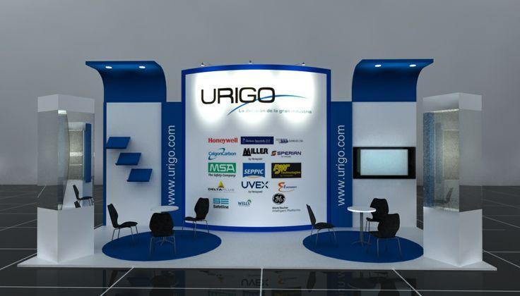 Cliente: Urigo Stand Comercial