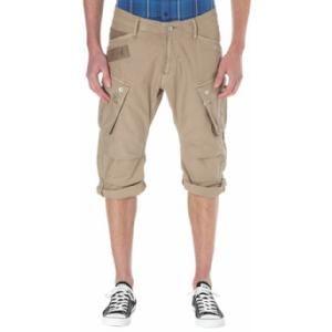 Beige broek van G-Star RAW in fijne kwaliteit. Op www.shopwiki.nl #zomer