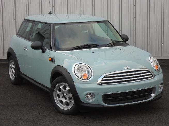 Ice Blue Mini... Yess Pleasee :)