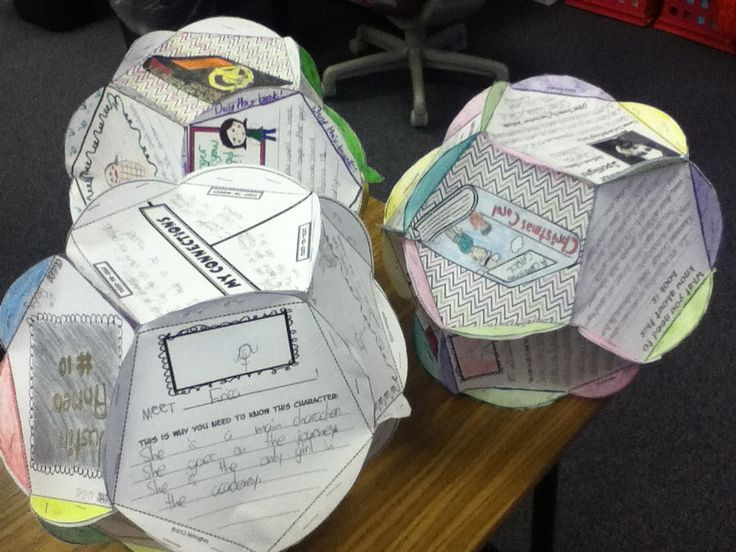 An Educator's Life: Book Reports As You Never Seen Before!