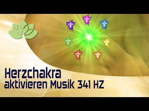 Herzchakra öffnen - Musik 341 Hz - YouTube