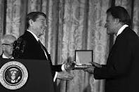 This is Billy receiving a Presidential Medal of honor from President Ronald Reagan (also one of my heroes).Billy Graham, Presidential Metals, Graham Legacy, Presidential Medal, Billy Receiving, Graham Presidential, Rev Billy, Ronald Reagan, Presidents Ronald
