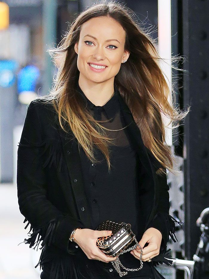 See Olivia Wilde's adorable pregnancy announcement.