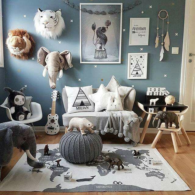 Chambre Bebe Explorateur Avec Images Deco Chambre Enfant