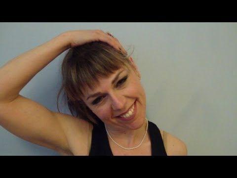 Ginnastica per il collo per la cervicale infiammata - YouTube