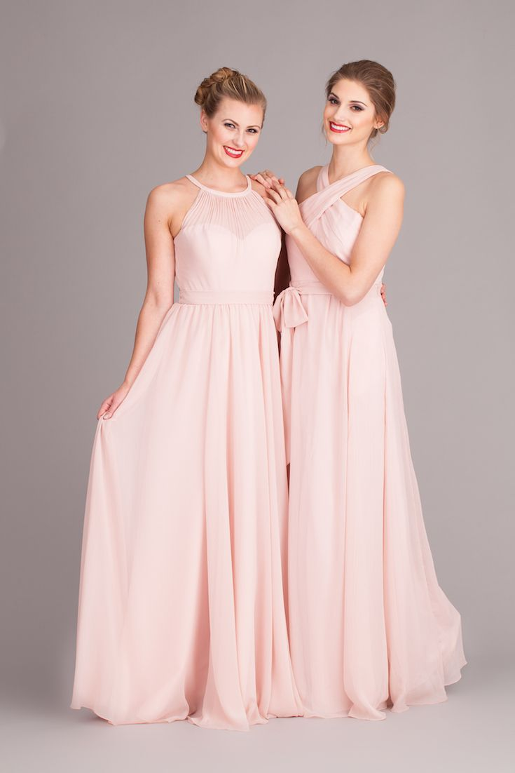 94 best bridesmaids images on pinterest marriage wedding kylee blush bridesmaid dresses longblue ombrellifo Image collections
