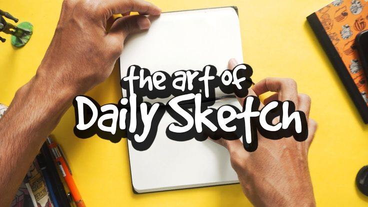 Man who Drew Everyday for 10 years