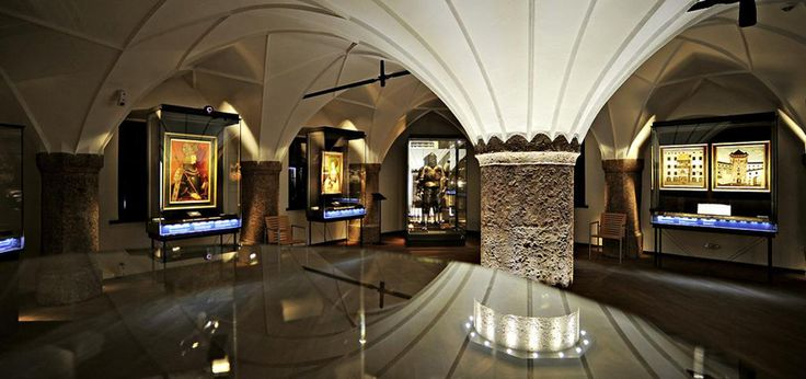 El Museo del Techo Dorado, en Innsbruck - http://www.absolutaustria.com/el-museo-del-techo-dorado-en-innsbruck/