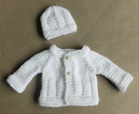 Jack and Jill Preemie Baby Pattern   This adorable preemie pattern is perfect for those little ones!