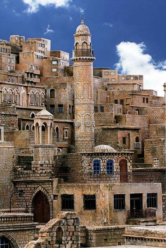 Mardin, TURKEY.