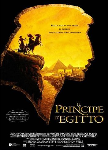 Il principe d'Egitto (1998) | CB01.EU | FILM GRATIS HD STREAMING E DOWNLOAD ALTA DEFINIZIONE