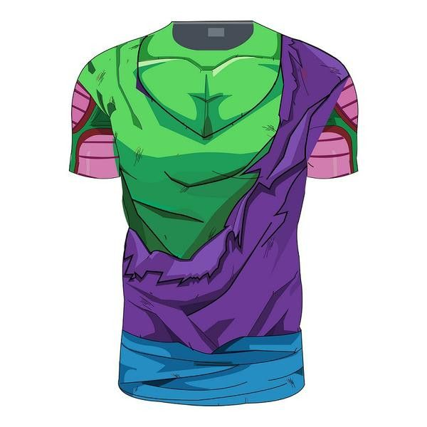 Get this limited edition t shirt and let the world know how much you love DBZ - King Vegeta Skin Gear Fitness Gym T-Shirt Available in T shirt and Long Sleeve Styles ! Internet Exclusive - Not Sold In