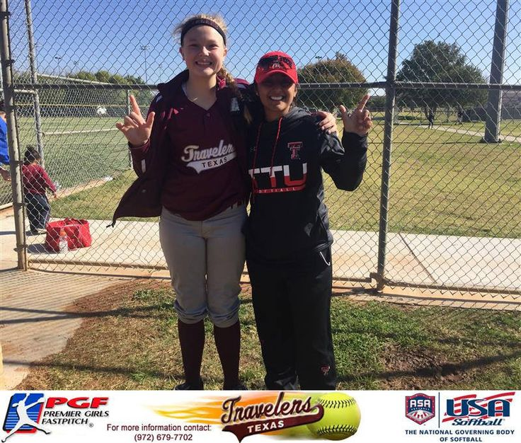 https://flic.kr/p/EBJx7F | Elizabeth Schaefer, pitcher for the Texas Travelers spends a little time between innings at the Texas Tech Showcase tournament talking with softball Coach Daniella Rodarte.  The Texas Travelers were the youngest team invited to the Texas Tech Showcase Tou | Elizabeth Schaefer, pitcher for the Texas Travelers spends a little time between innings at the Texas Tech Showcase tournament talking with softball Coach Daniella Rodarte.  The Texas Travelers were the…