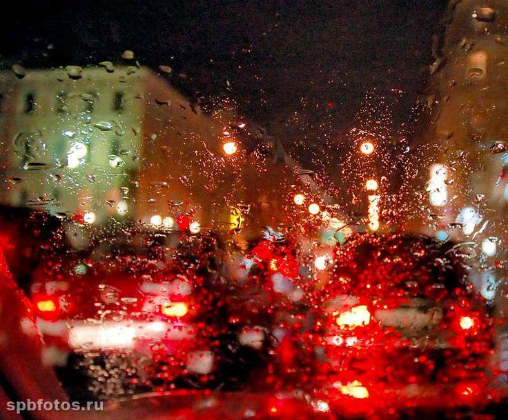 В Питере снова дождь