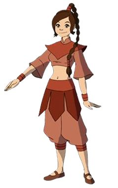 Character: Ty lee Anime: Avatar: The last Airbender Debut Cosplay: Unknown Why: Ty lee is gorgeous and bubbly and is just all round an amazing character.