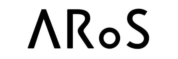 ARoS Aarhus Kunstmuseums logo. Venligst lånt af ARoS.